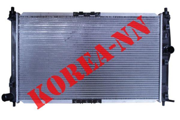Радиатор охлаждения c кондиционером Ланос / Шанс 1,5  ZEKKERT