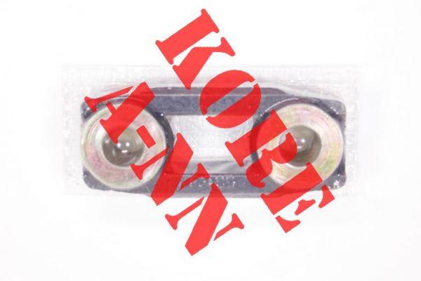 Распорная пластина рулевой рейки (бинокль) Ланос / Сенс / Шанс / Нексия